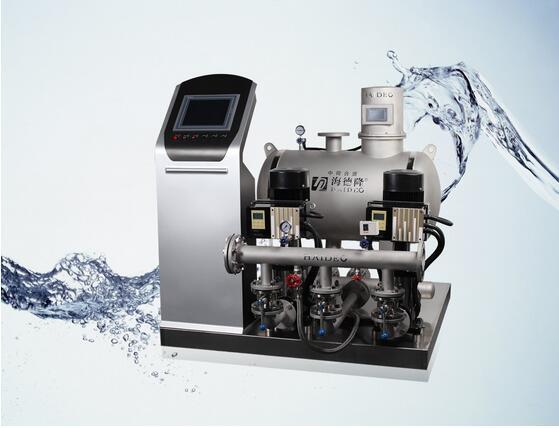 Hydro E 无负压供水设备