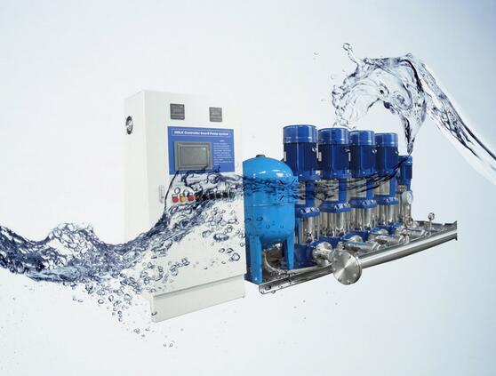 Hydro I 变频供水设备