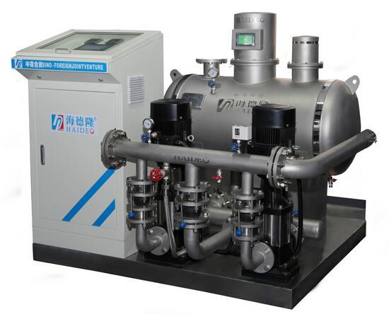 Hydro E 智能无负压供水设备(斜面控制柜)