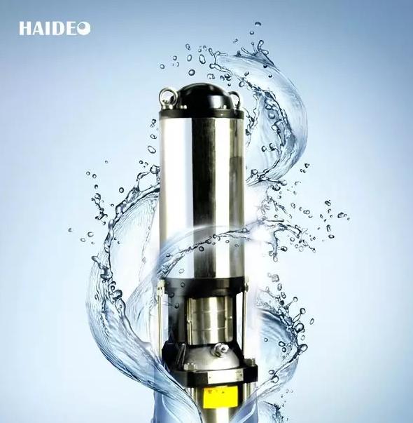 超静音!海德隆LV水冷低噪音不锈钢水冷泵